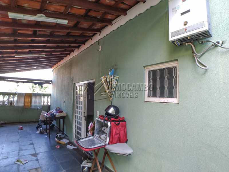 Quintal - Casa Itatiba, Jardim América, SP À Venda, 2 Quartos, 186m² - FCCA21329 - 15