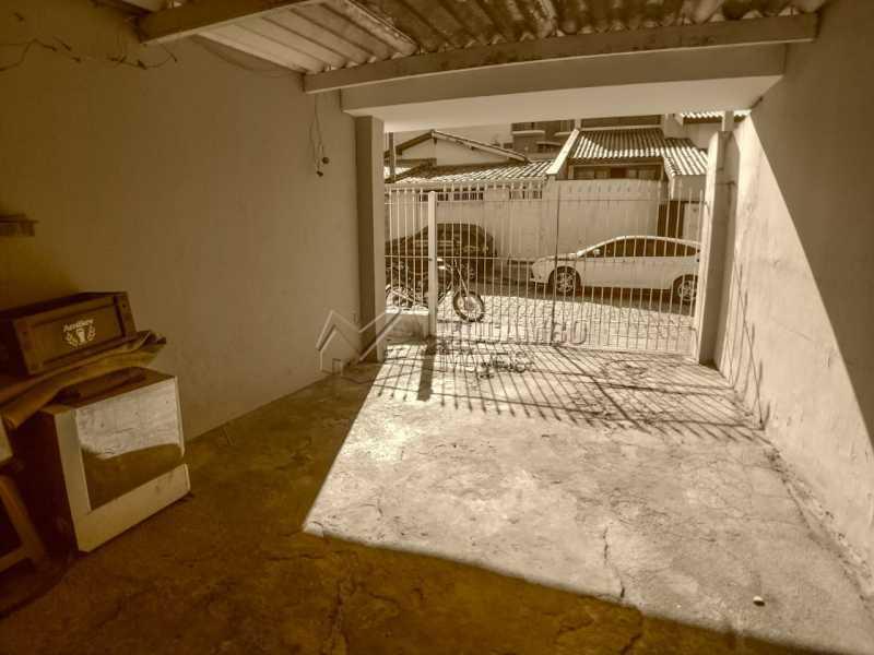 Garagem de acesso outro imóvel - Casa Itatiba, Jardim América, SP À Venda, 2 Quartos, 186m² - FCCA21329 - 13