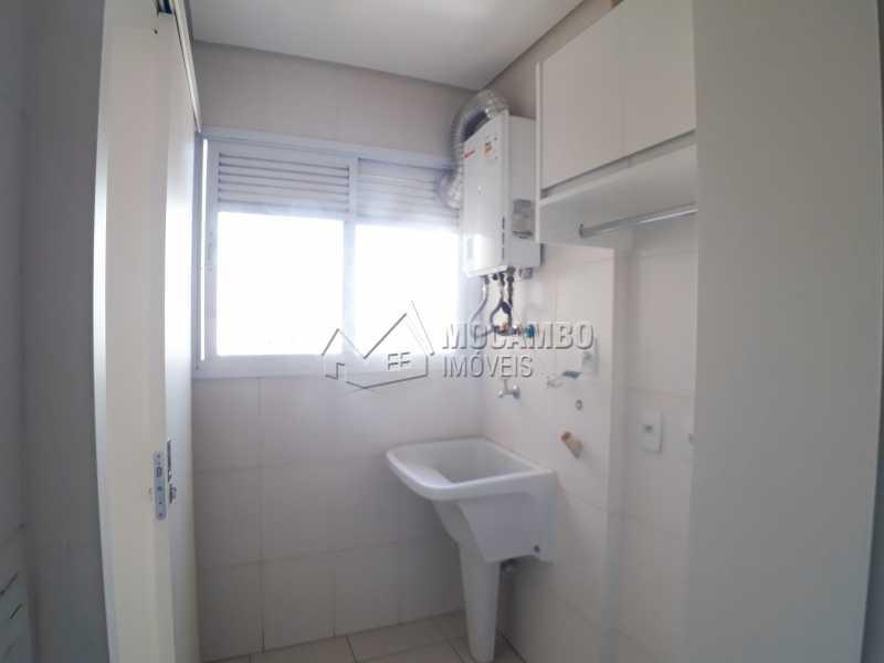 Lavanderia  - Apartamento 3 quartos para alugar Itatiba,SP - R$ 2.900 - FCAP30553 - 4