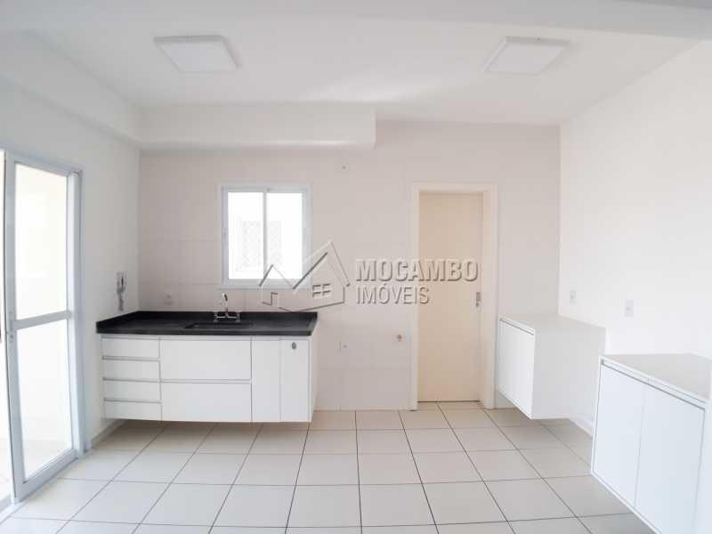 Cozinha - Apartamento 3 quartos para alugar Itatiba,SP - R$ 2.900 - FCAP30553 - 3