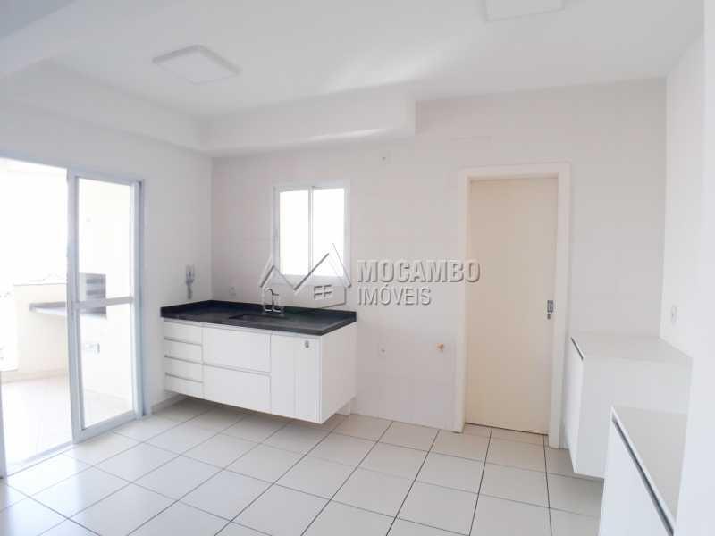 Cozinha - Apartamento 3 quartos para alugar Itatiba,SP - R$ 2.900 - FCAP30553 - 5
