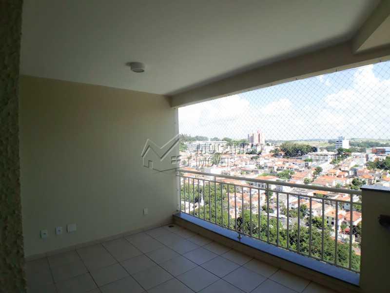 Varanda - Apartamento 3 quartos para alugar Itatiba,SP - R$ 2.900 - FCAP30553 - 8