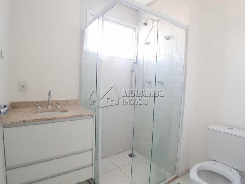 Banheiro suite  - Apartamento 3 quartos para alugar Itatiba,SP - R$ 2.900 - FCAP30553 - 12