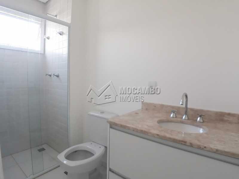 Banheiro suite - Apartamento 3 quartos para alugar Itatiba,SP - R$ 2.900 - FCAP30553 - 14