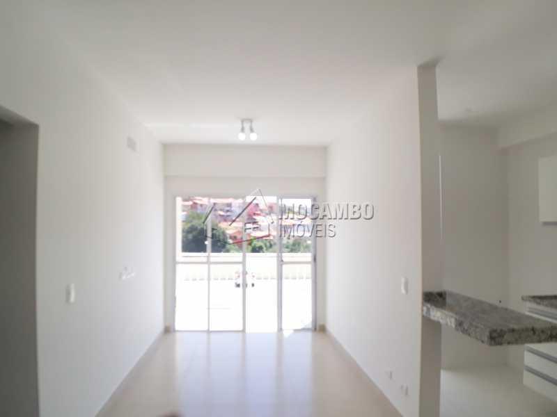 Sala  - Apartamento Condomínio Finezzi Residence, Itatiba, Nova Itatiba, SP Para Alugar, 2 Quartos, 50m² - FCAP21087 - 3