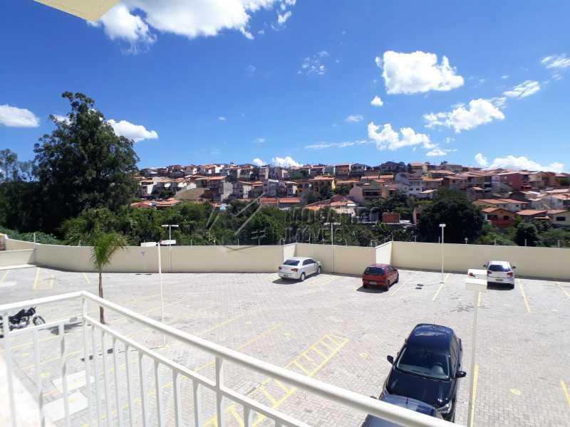 Varanda  - Apartamento Condomínio Finezzi Residence, Itatiba, Nova Itatiba, SP Para Alugar, 2 Quartos, 50m² - FCAP21087 - 10