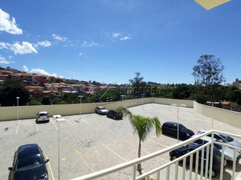 Varanda  - Apartamento Condomínio Finezzi Residence, Itatiba, Nova Itatiba, SP Para Alugar, 2 Quartos, 50m² - FCAP21087 - 11