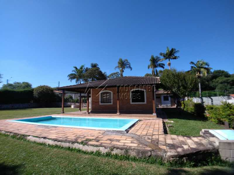 Piscina - Chácara 1238m² à venda Itatiba,SP - R$ 745.000 - FCCH20065 - 5