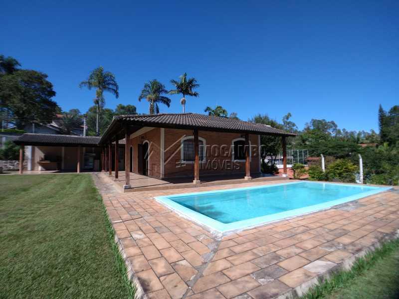Chácara  - Chácara 1238m² à venda Itatiba,SP - R$ 745.000 - FCCH20065 - 1