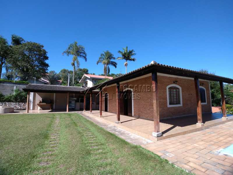 Casa - Chácara 1238m² à venda Itatiba,SP - R$ 745.000 - FCCH20065 - 6