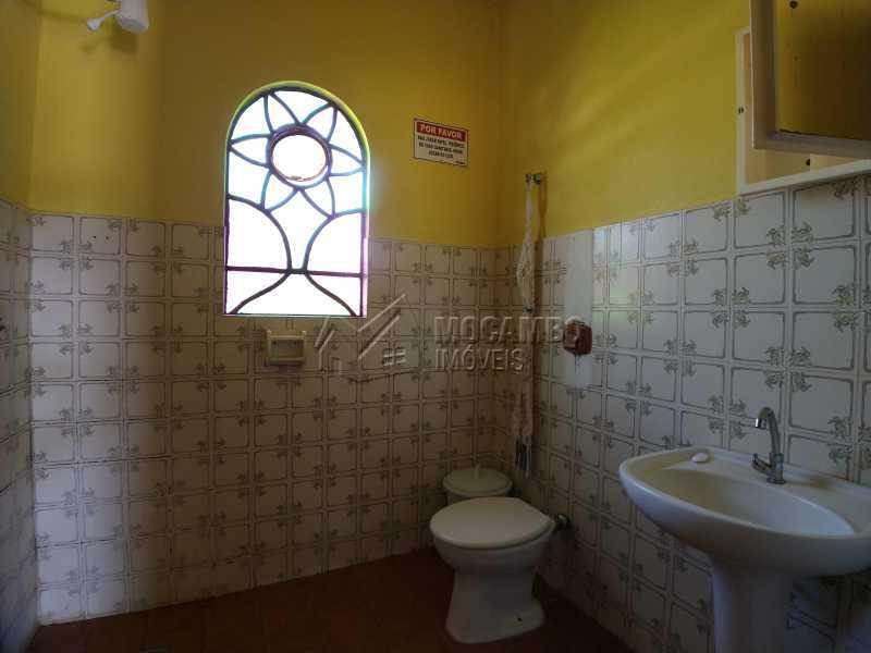 Banheiro  - Chácara 1238m² à venda Itatiba,SP - R$ 745.000 - FCCH20065 - 19