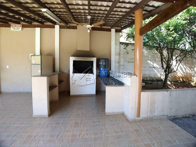 Churrasqueira - Chácara 1238m² à venda Itatiba,SP - R$ 745.000 - FCCH20065 - 10