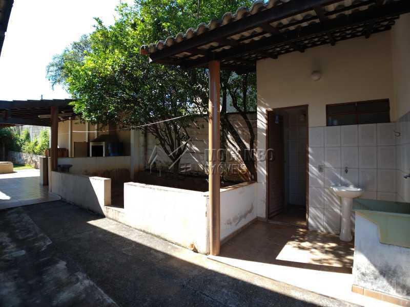 Banheiro Externo - Chácara 1238m² à venda Itatiba,SP - R$ 745.000 - FCCH20065 - 16