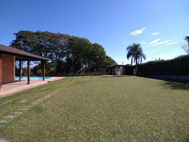 Área Externa - Chácara 1238m² à venda Itatiba,SP - R$ 745.000 - FCCH20065 - 14