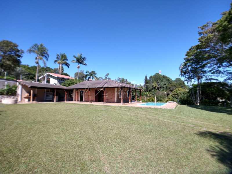 Área Externa - Chácara 1238m² à venda Itatiba,SP - R$ 745.000 - FCCH20065 - 13