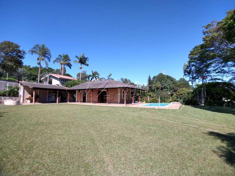 Área Externa - Chácara 1238m² à venda Itatiba,SP - R$ 745.000 - FCCH20065 - 17