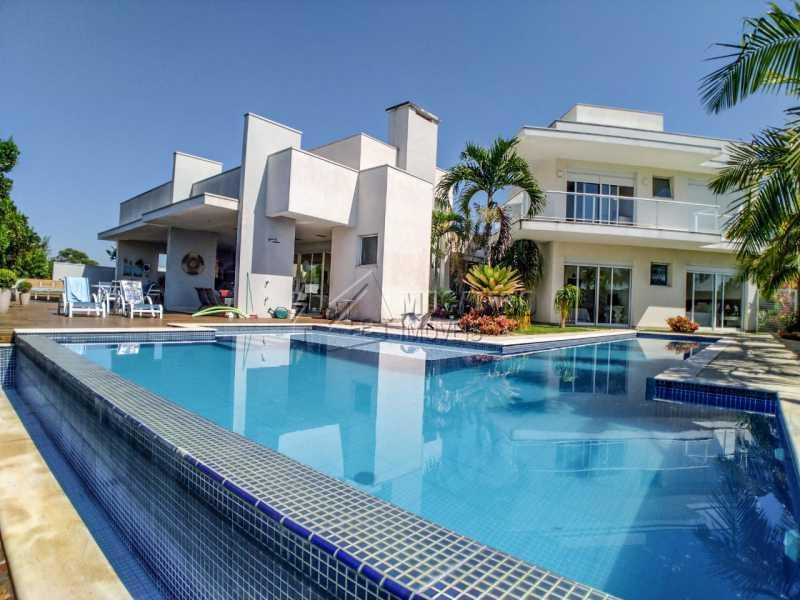 Piscina - Casa em Condomínio 4 quartos à venda Itatiba,SP - R$ 2.500.000 - FCCN40157 - 1
