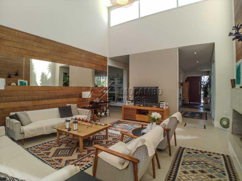503319e6-2f5b-4ebe-a592-b85c45 - Casa em Condomínio 4 quartos à venda Itatiba,SP - R$ 2.500.000 - FCCN40157 - 6