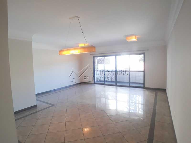 Sala - Apartamento 3 Quartos Para Alugar Itatiba,SP - R$ 2.500 - FCAP30554 - 3