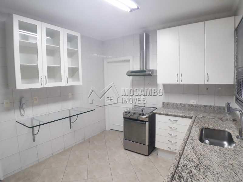 Cozinha  - Apartamento 3 Quartos Para Alugar Itatiba,SP - R$ 2.500 - FCAP30554 - 1