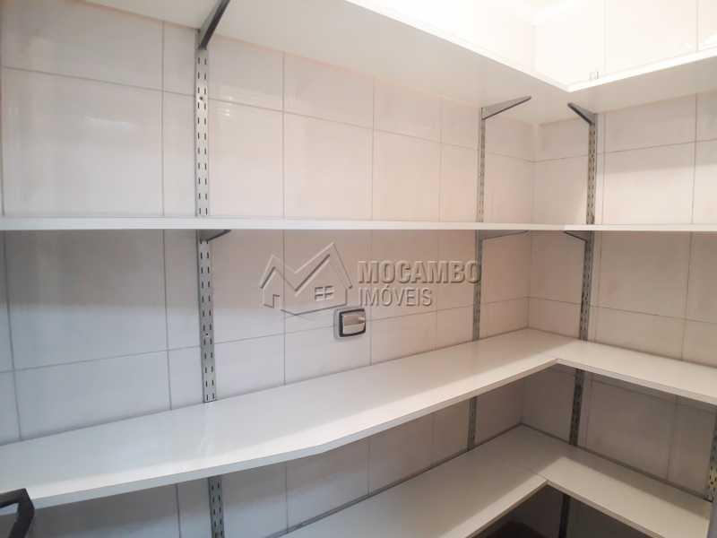 Dispensa - Apartamento 3 Quartos Para Alugar Itatiba,SP - R$ 2.500 - FCAP30554 - 14