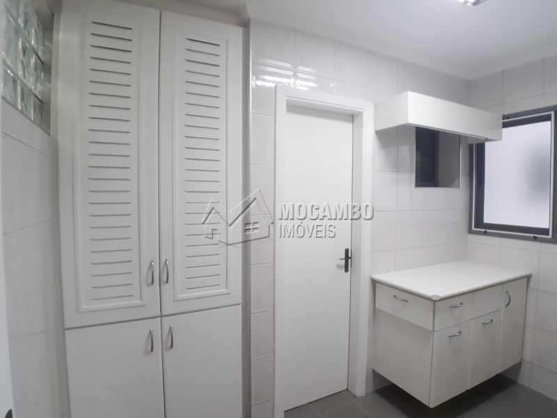 Área de serviço - Apartamento 3 Quartos Para Alugar Itatiba,SP - R$ 2.500 - FCAP30554 - 12