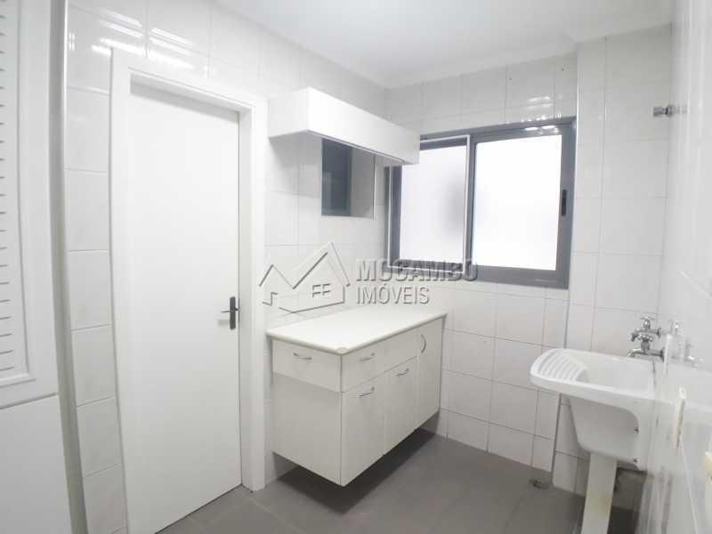 Área de seviço - Apartamento 3 Quartos Para Alugar Itatiba,SP - R$ 2.500 - FCAP30554 - 13