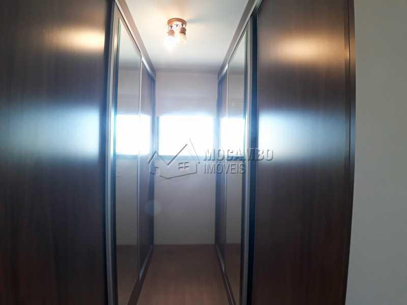 Closet - Apartamento 3 Quartos Para Alugar Itatiba,SP - R$ 2.500 - FCAP30554 - 6