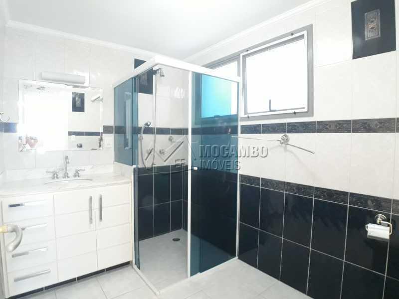 Banheiro  - Apartamento 3 Quartos Para Alugar Itatiba,SP - R$ 2.500 - FCAP30554 - 9