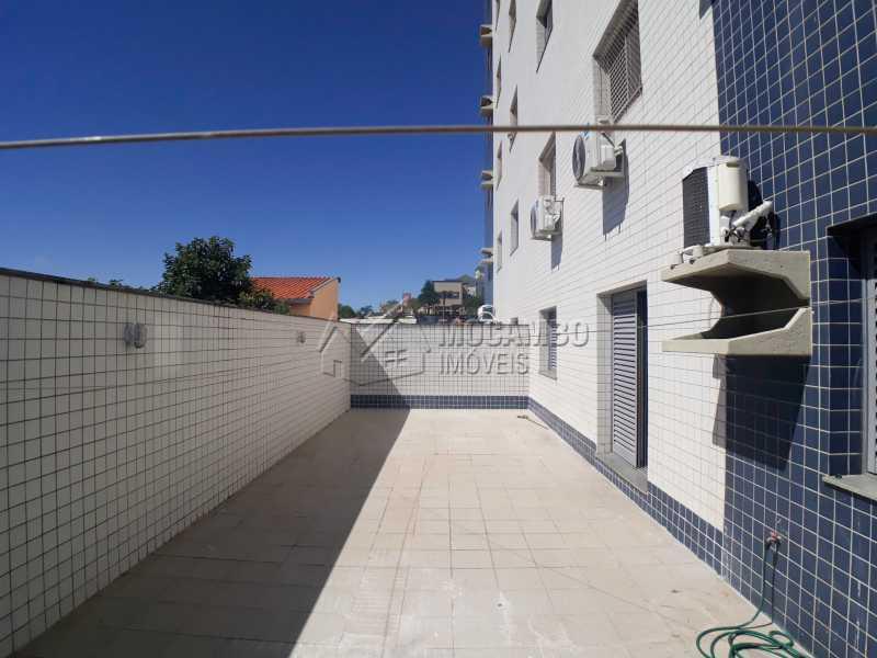 Quintal - Apartamento 3 Quartos Para Alugar Itatiba,SP - R$ 2.500 - FCAP30554 - 15