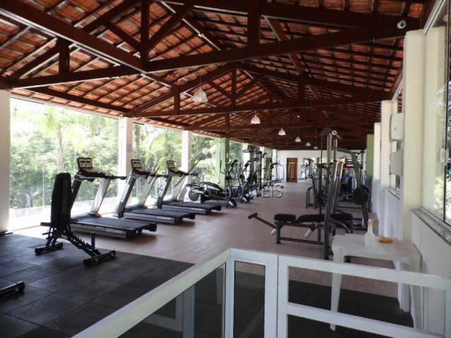 Academia Itatiba Country - Casa em Condomínio 3 quartos à venda Itatiba,SP - R$ 960.000 - FCCN30458 - 4