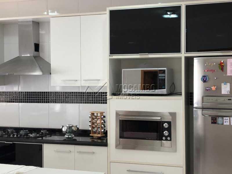 Cozinha planejada - Casa em Condomínio 3 quartos à venda Itatiba,SP - R$ 960.000 - FCCN30458 - 15