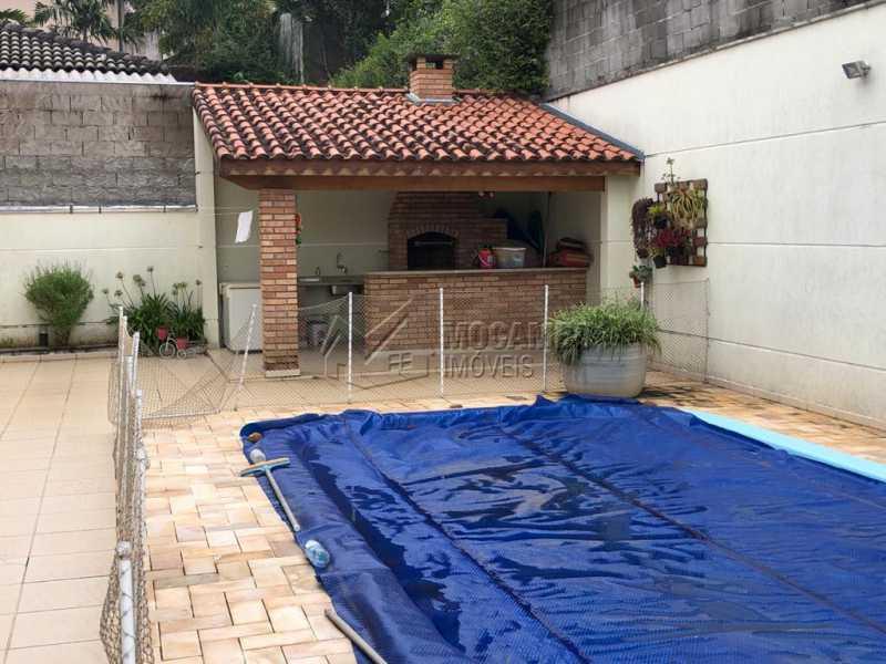 Área gourmet - Casa em Condomínio 3 quartos à venda Itatiba,SP - R$ 960.000 - FCCN30458 - 17