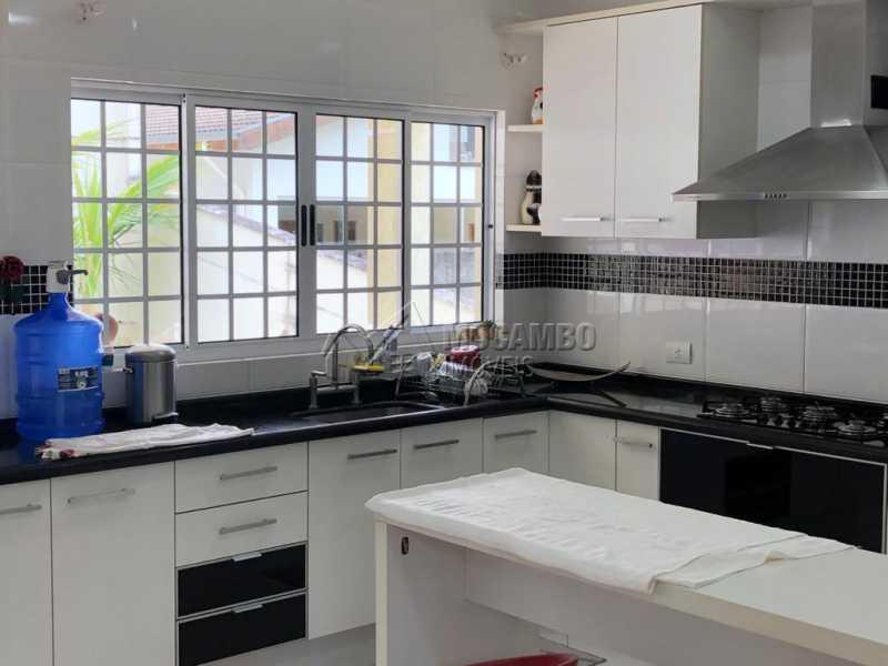 Cozinha planejada - Casa em Condomínio 3 quartos à venda Itatiba,SP - R$ 960.000 - FCCN30458 - 16