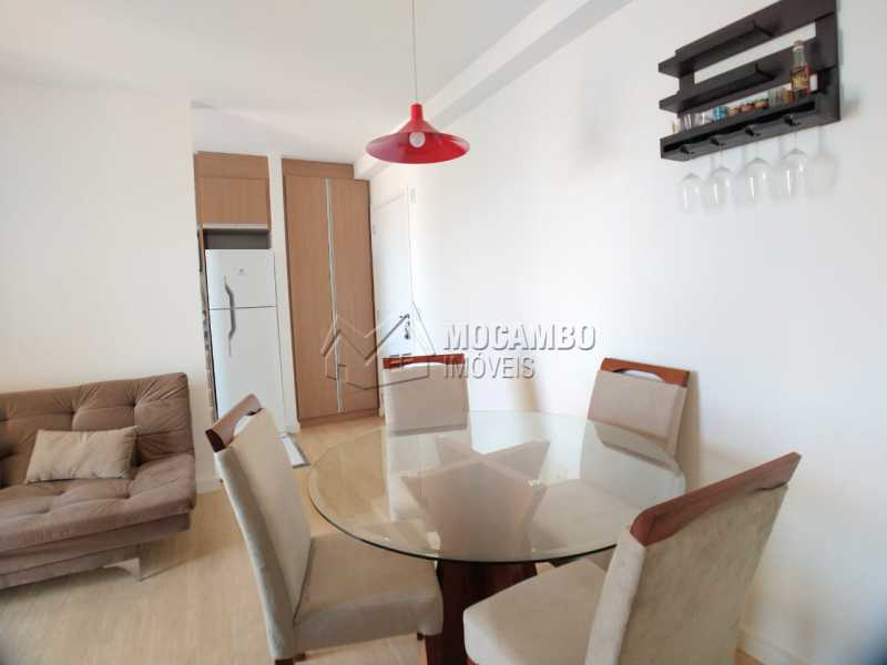 Sala - Apartamento 2 quartos à venda Itatiba,SP - R$ 215.000 - FCAP21090 - 1
