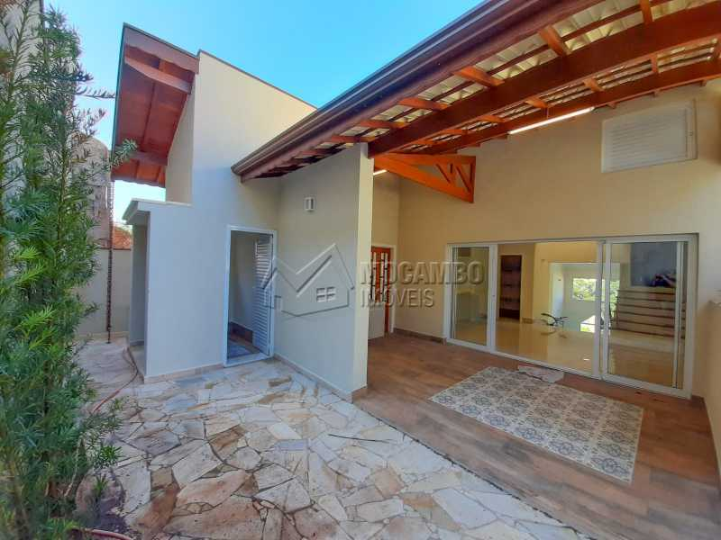 Area Gourmet - Casa em Condomínio 3 quartos à venda Itatiba,SP - R$ 1.390.000 - FCCN30460 - 16