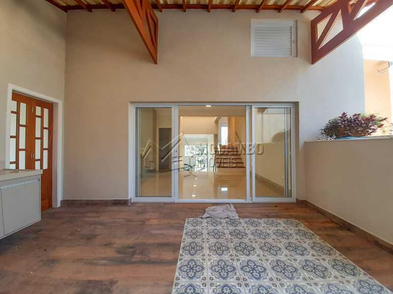 Area Gourmet - Casa em Condomínio 3 quartos à venda Itatiba,SP - R$ 1.390.000 - FCCN30460 - 15