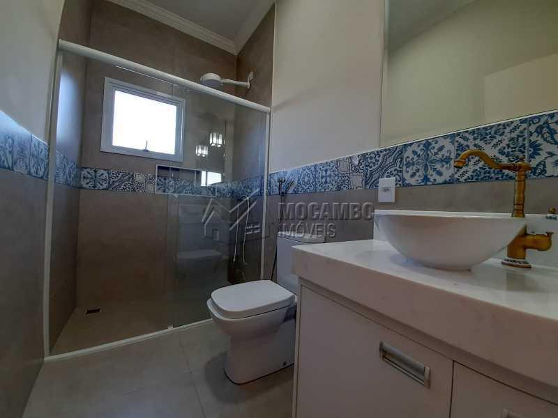 Banheiro Suite Master. - Casa em Condomínio 3 quartos à venda Itatiba,SP - R$ 1.390.000 - FCCN30460 - 25