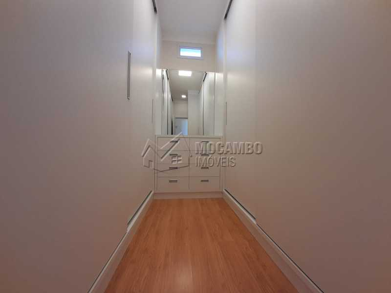 Closet Suite master. - Casa em Condomínio 3 quartos à venda Itatiba,SP - R$ 1.390.000 - FCCN30460 - 24