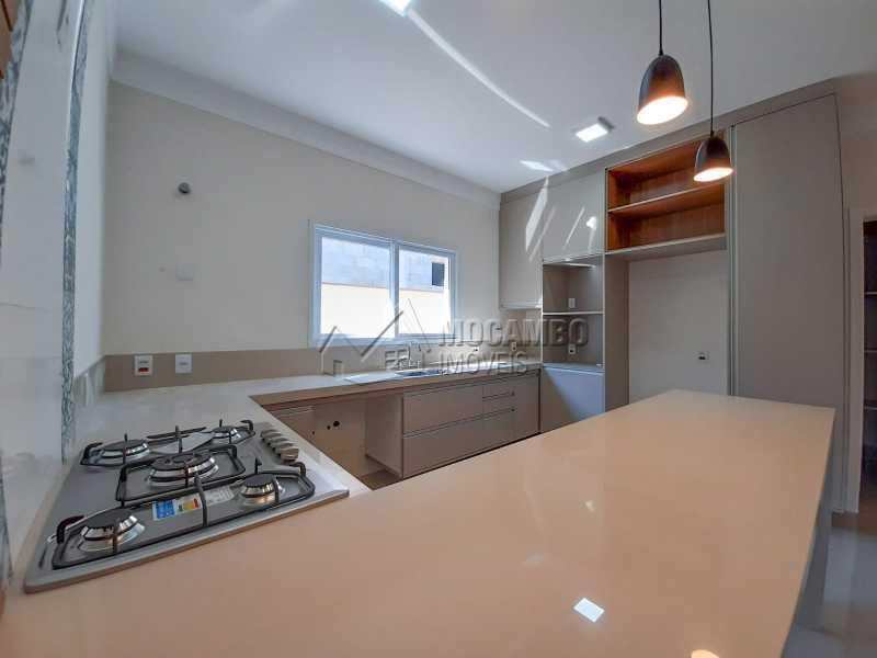 Cozinha - Casa em Condomínio 3 quartos à venda Itatiba,SP - R$ 1.390.000 - FCCN30460 - 13