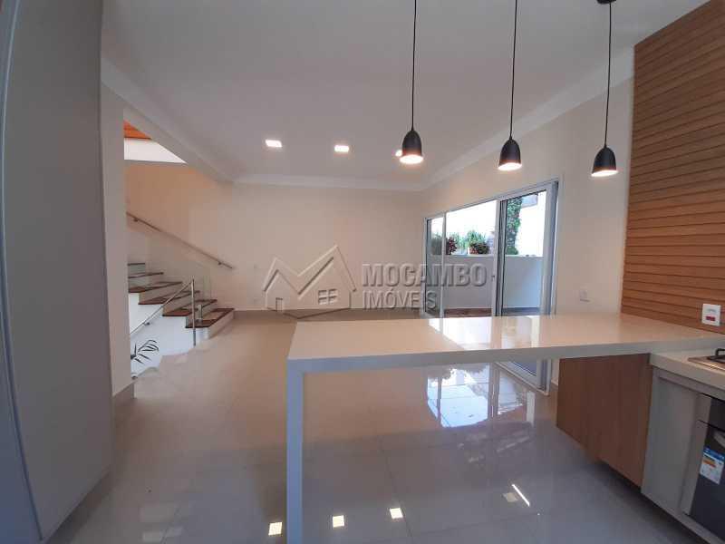 Cozinha. - Casa em Condomínio 3 quartos à venda Itatiba,SP - R$ 1.390.000 - FCCN30460 - 14