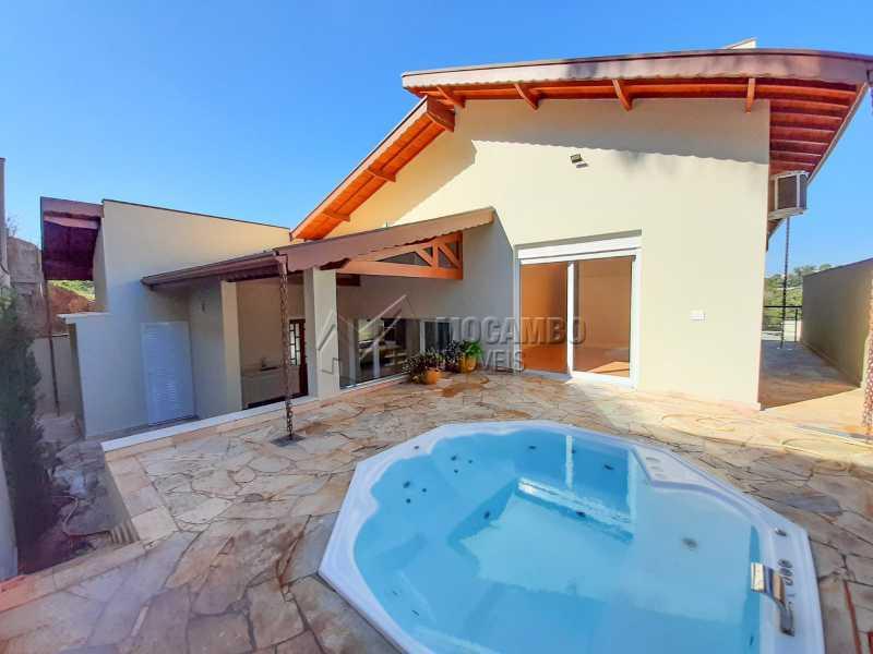 Hidromassagem. - Casa em Condomínio 3 quartos à venda Itatiba,SP - R$ 1.390.000 - FCCN30460 - 17