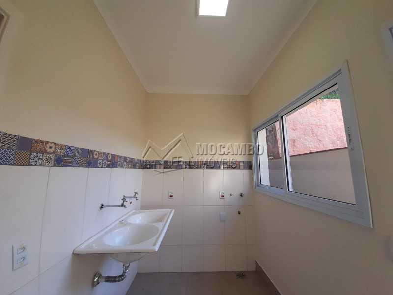 Lavanderia. - Casa em Condomínio 3 quartos à venda Itatiba,SP - R$ 1.390.000 - FCCN30460 - 18