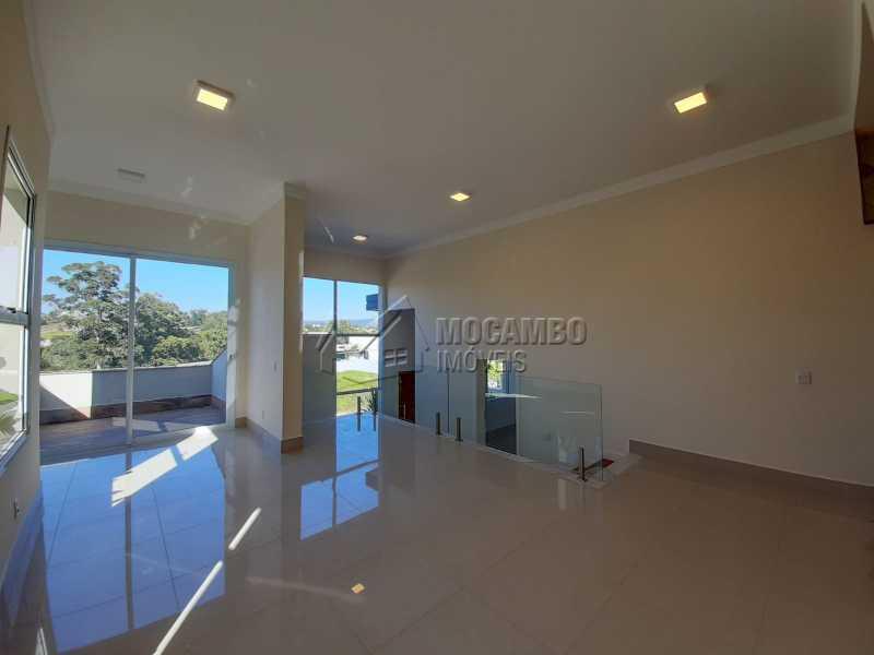 Sala - Casa em Condomínio 3 quartos à venda Itatiba,SP - R$ 1.390.000 - FCCN30460 - 6