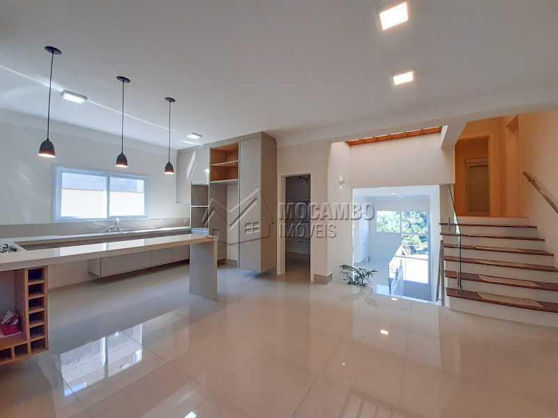 Sala de Jantar. - Casa em Condomínio 3 quartos à venda Itatiba,SP - R$ 1.390.000 - FCCN30460 - 11