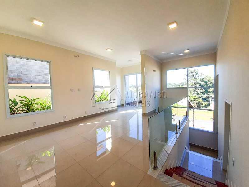 Sala. - Casa em Condomínio 3 quartos à venda Itatiba,SP - R$ 1.390.000 - FCCN30460 - 5