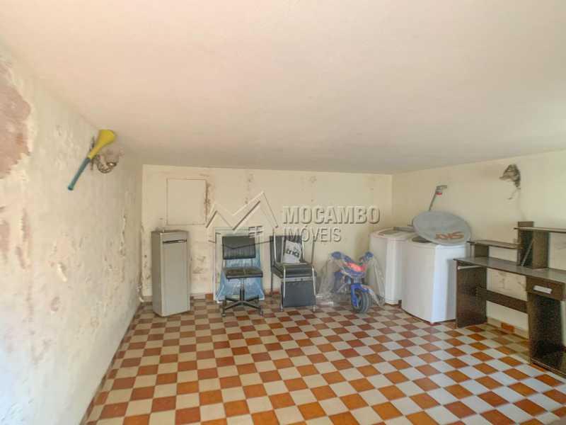 Salão de baixo - Casa 3 quartos à venda Itatiba,SP - R$ 999.800 - FCCA31344 - 28
