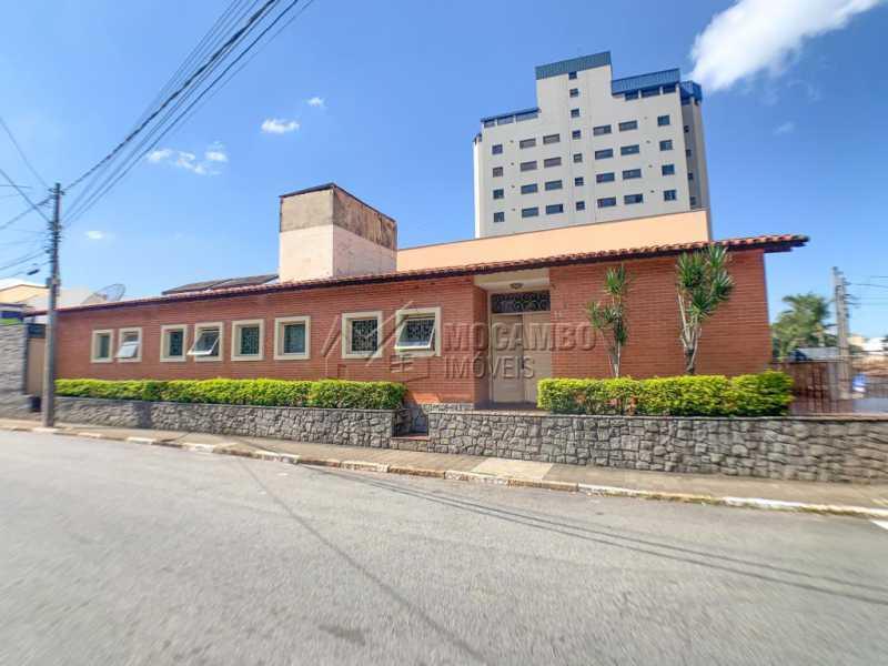 Fachada - Casa 3 quartos à venda Itatiba,SP - R$ 999.800 - FCCA31344 - 1