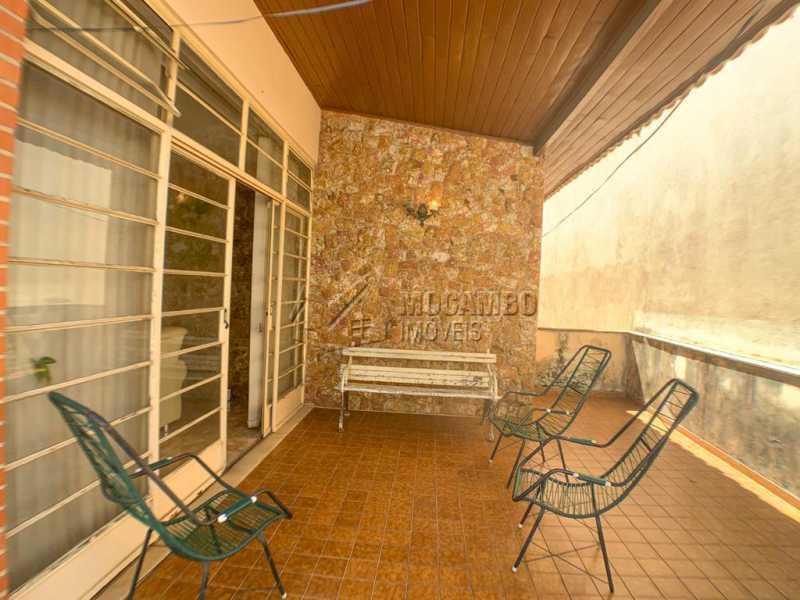 Varanda - Casa 3 quartos à venda Itatiba,SP - R$ 999.800 - FCCA31344 - 31