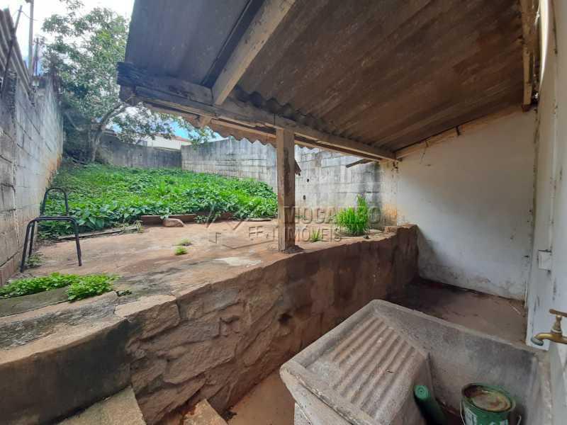 Quintal - Casa 1 quarto à venda Itatiba,SP - R$ 125.000 - FCCA10287 - 12